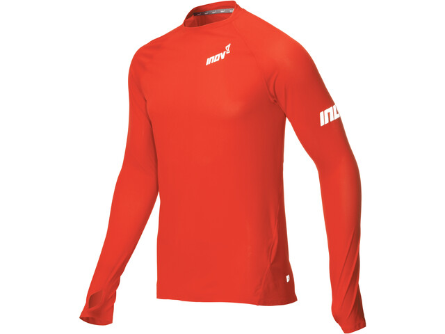 inov-8 Base Elite LS Baselayer Herren red